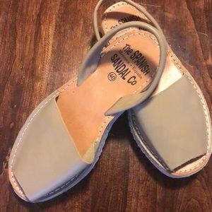 The Spanish sandal Co.